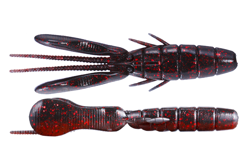 7097 OSP Soft Lure Dolive Beaver 3 Inches W-005
