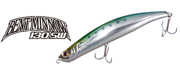 BENT MINNOW 130-F SW
